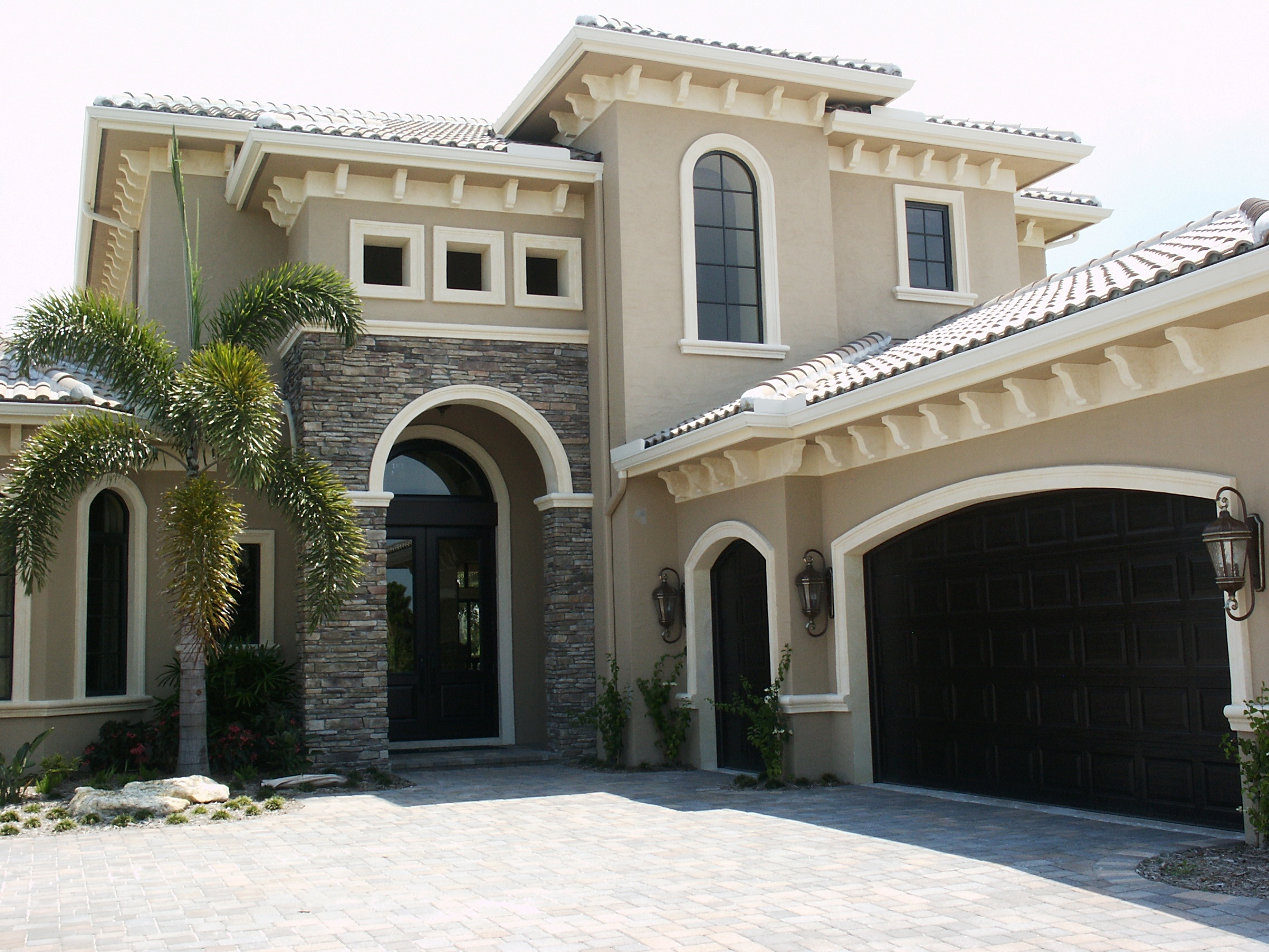 New construction broward homes south florida homes for Modern houses in florida